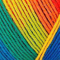 Regia Pairfect Rainbow Color 150g 6-fädig, 4053859272414