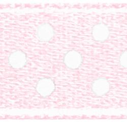 Satinband 10mm MINI DOTS, 4006437767604