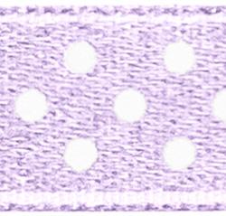 Satinband 10mm MINI DOTS, 4006437767673