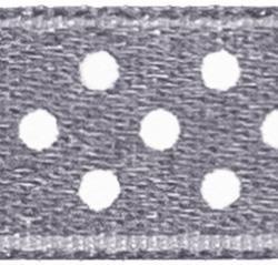 Satinband 10mm MINI DOTS, 4006437823706