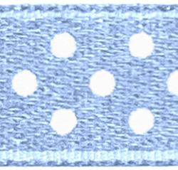 Satinband 10mm MINI DOTS, 4006437767697