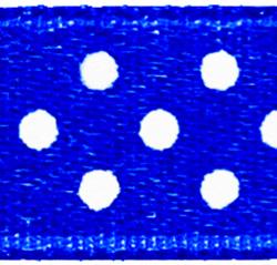 Satinband 10mm MINI DOTS, 4006437767703