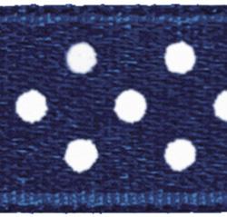 Satinband 10mm MINI DOTS, 4006437767710