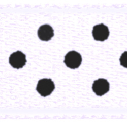 Satinband 10mm MINI DOTS, 4006437767734