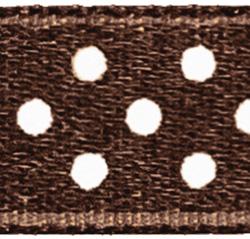 Satinband 10mm MINI DOTS, 4006437767642
