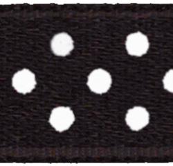 Satinband 10mm MINI DOTS, 4006437767727