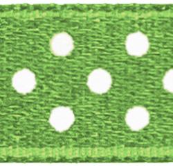 Satinband 10mm MINI DOTS, 4006437767659