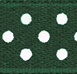 Satinband 10mm MINI DOTS, 4006437767666