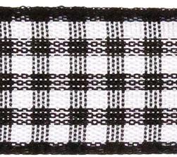 Taftband 15mm Vichy, 4006437403311