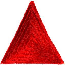 Applikation Dreieck Fb.722, 4028752263517