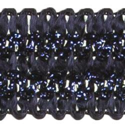 Tresse metallisierend 20mm, 4028752437482